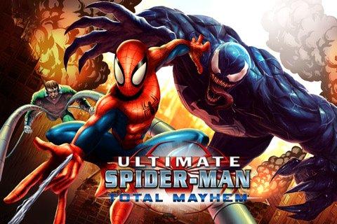Скачать игру spider man mayhem total